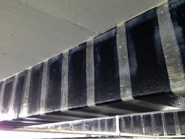بررسی سه نوع الیاف تقویت کننده پلیمر؛ شیشه، بازالت و کربن در مصارف ترمیم و بهسازی