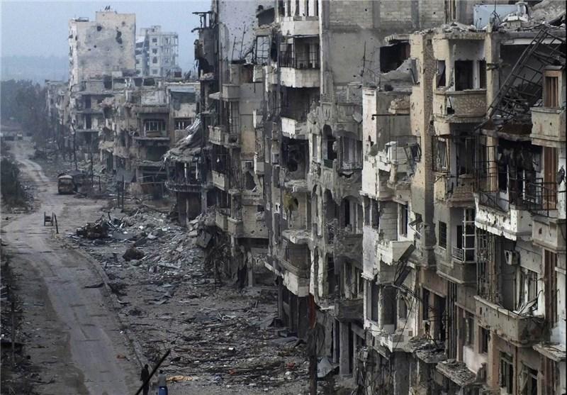 بازسازی سوریه