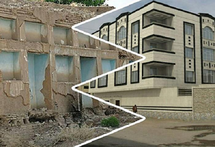 فراخوان دولت به ۲۵۰ هزار بیکار با طرح نوسازی بافتهای فرسوده