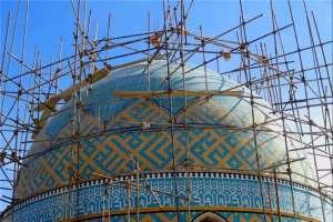 ارزیابی لرزهای مساجد تهران