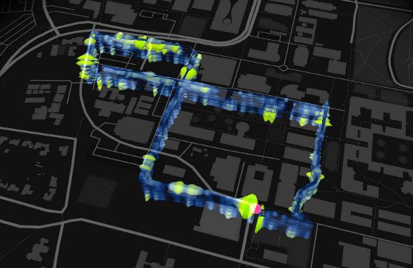 پیشبینی زلزله با کابل های فیبر نوری