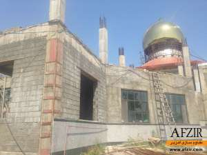 بهسازی و افزایش ظرفیت باربری ستون با ژاکت فولادی - مقاوم سازی ساختمان