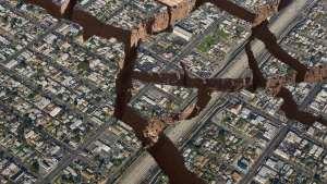 شهر مقاوم در برابر زلزله