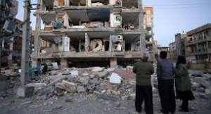 زلزله کرمانشاه-افزیر