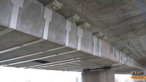 تقویت-دال-بتنی-با-ورق-فولادی-مقاوم-سازی-افزیر