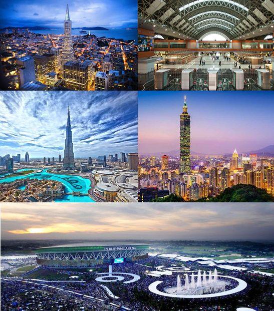 پنج ساختمان مقاوم جهان در برابر زلزله