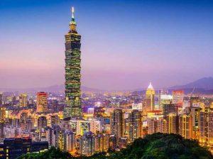 آسمان خراش چین تایپه