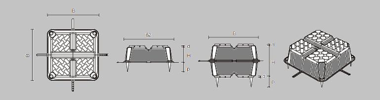 مقاوم سازی سقف های یوبوت
