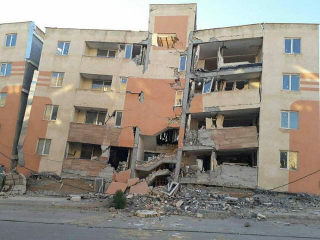 مقاومسازی سازه های فولادی تخریب شده در زلزله