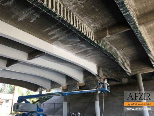 مقاوم سازی عرشه پل