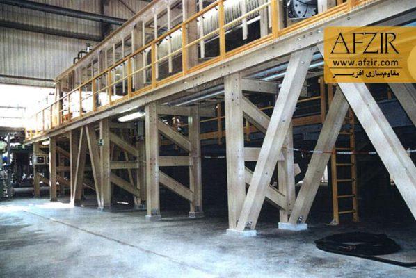مقاوم سازی با تکیه گاه ویژه - مقاوم سازی ساختمان