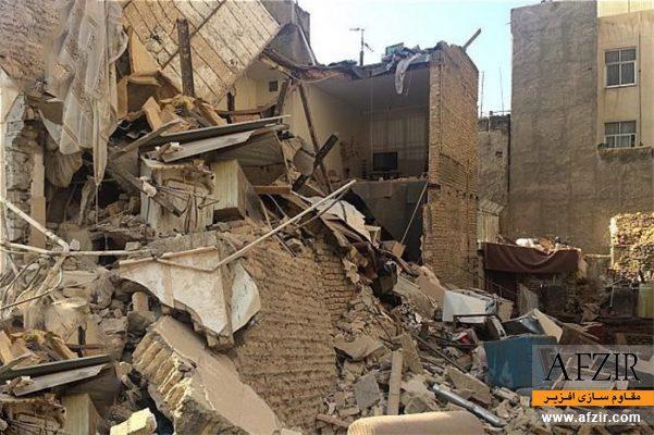مقاوم سازی ساختمان بنایی پس از زلزله- مقاوم سازی ساختمان
