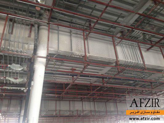 مقاوم سازی ساختمان در برابر حریق