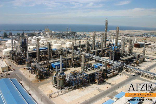 مقاوم سازی صنایع نفت و گاز و پتروشیمی
