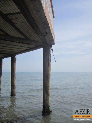 خوردگی و خرابی در سازه های دریایی