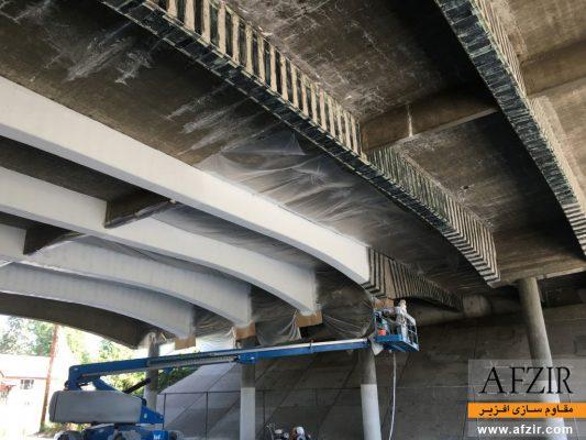 مقاوم سازی و بهسازی پل با الیاف FRP