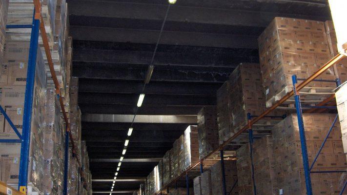 مقاوم سازی برشی تیر بتنی کارگاه صنعتی با الیاف FRP