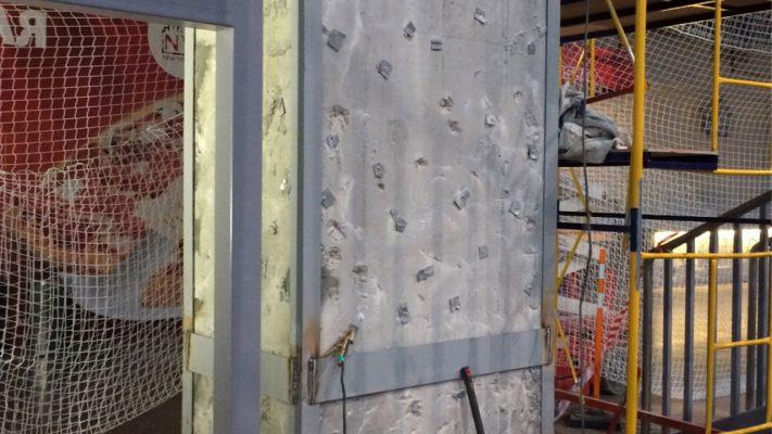 مقاوم سازی ستون بتنی با ژاکت فلزی