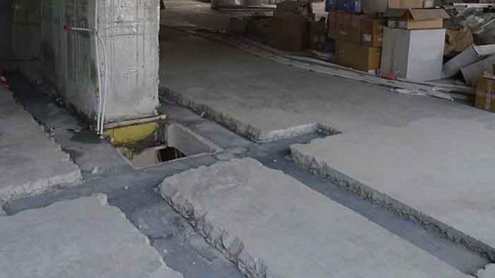 مقاوم سازی بازشوی سقف با الیاف FRP