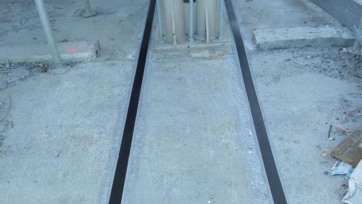 مقاوم سازی دال بتنی ساختمان مسکونی با لمینیت FRP