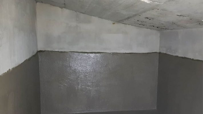 آب بندی دیوار زیر زمین